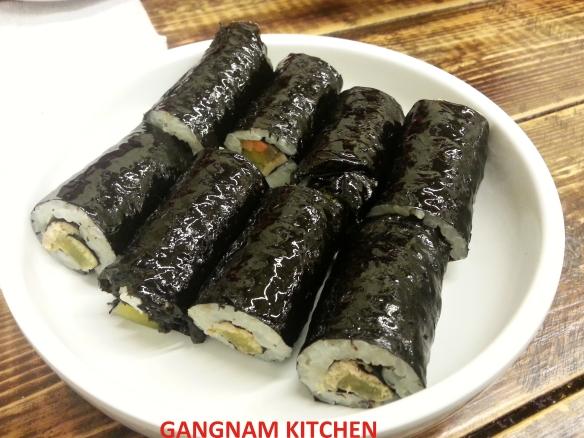 Addictive Gimbap (마약김밥)