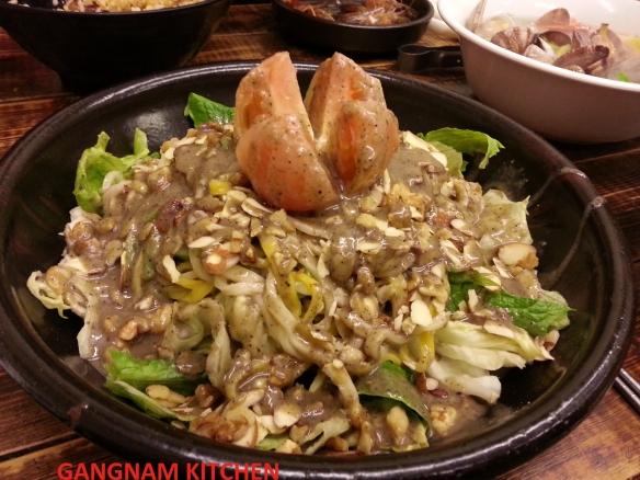Kalguksoo Salad (칼국수 샐러드)